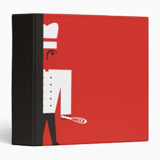 carpeta secretísima del libro de cocina de la rece