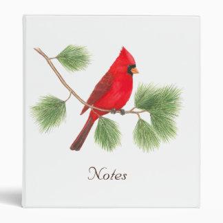 Carpeta septentrional del cardenal 3-Ring