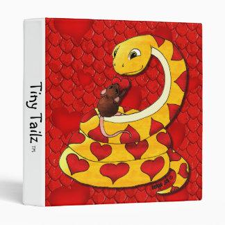 Carpeta - Simon la serpiente