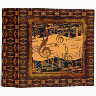 Carpeta única del Grunge musical artsy