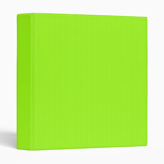 Carpeta verde chartreuse