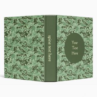 Carpeta verde de Camo