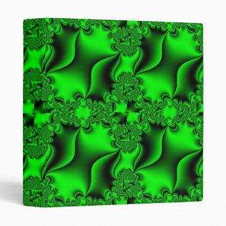 Carpeta verde del fractal de Kelly