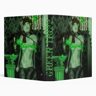 carpeta verde del tripp