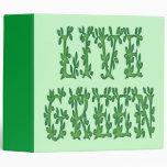 Carpeta verde viva
