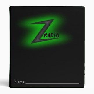 Carpeta viva de la radio de Z