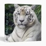 Carpetas blancas de los tigres 1