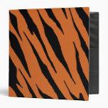Carpetas de la raya del tigre