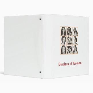Carpetas de mujeres
