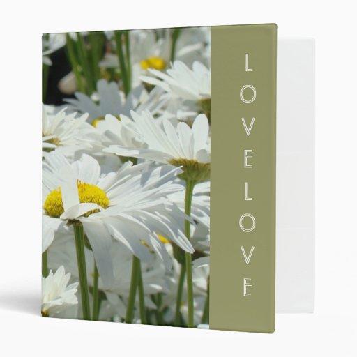 Carpetas del amor del amor nuestro Love Story que