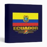 """""""Carpetas del orgullo de Ecuador"""""""