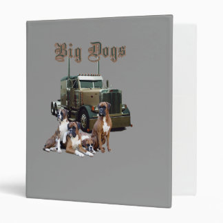 Carpetas grandes de los perros