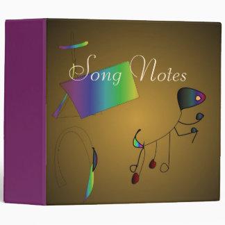 Carpetas >Music de la canción de la cubierta