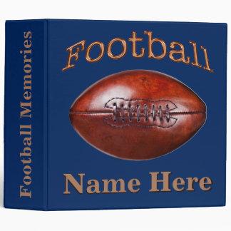 Carpetas personalizadas del fútbol sus COLORES y