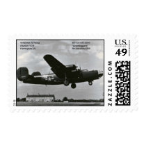 Carpetbaggers - Air Arm of the OSS Postage