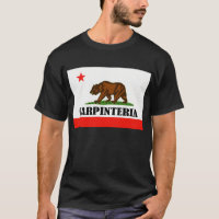 Carpinteria,California -- T-Shirt