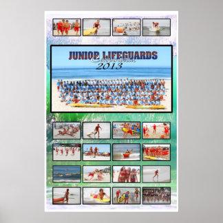 Carpinteria Junior Life Guards 2013 Poster