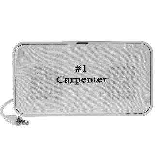 Carpintero del número 1 iPod altavoz