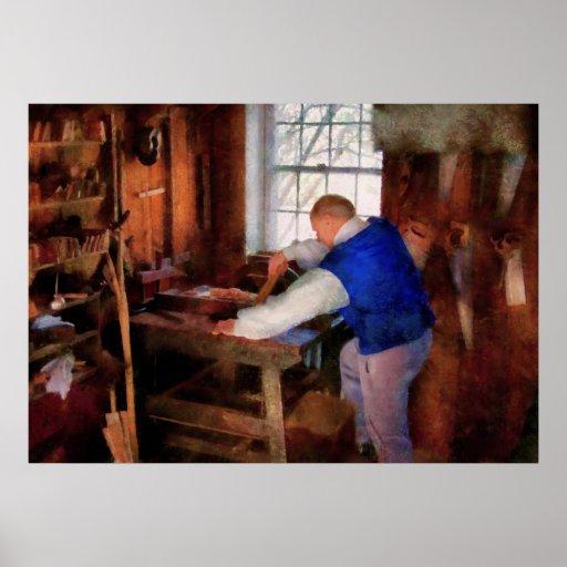 Carpintero - el carpintero principal impresiones