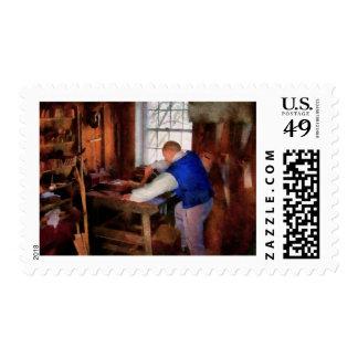 Carpintero - el carpintero principal sello