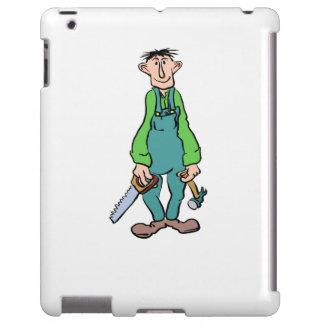 Carpintero Funda Para iPad