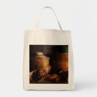 Carpintero - tienda de la caja de la coctelera bolsas