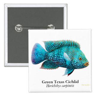 Carpintis Texas Cichlid Pin