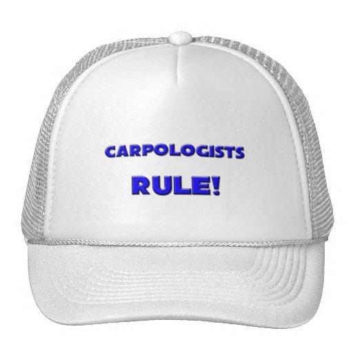 Carpologists Rule! Trucker Hat