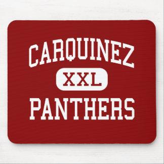 Carquinez - Panthers - Middle - Crockett Mouse Pad