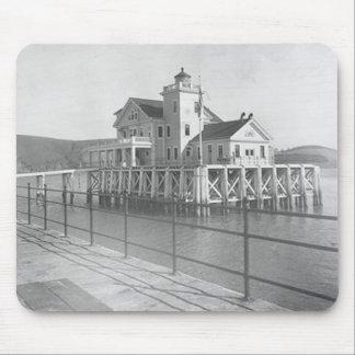 Carquinez Strait Lighthouse Mouse Pad