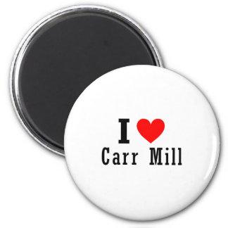Carr Mill, Alabama City Design Magnet
