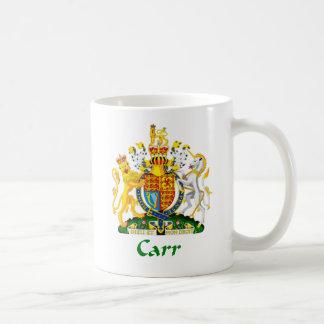 Carr Shield of Great Britain Coffee Mug