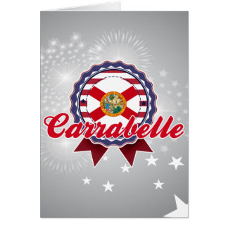 Carrabelle, FL Greeting Card