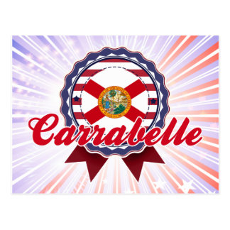 Carrabelle, FL Postcard