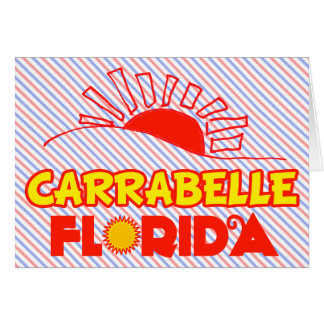Carrabelle, Florida Greeting Cards