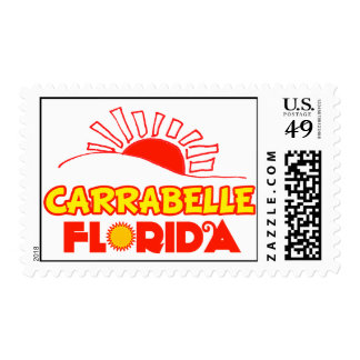 Carrabelle, Florida Postage Stamps