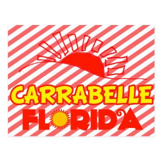 Carrabelle, Florida Post Card