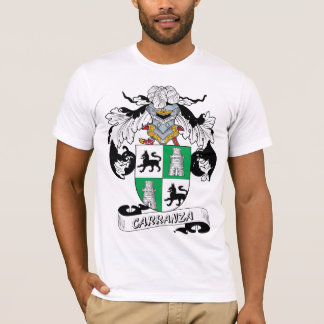 Carranza Family Crest T-Shirt