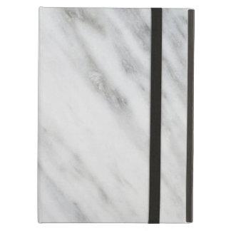 Carrara Marble Case Case For iPad Air