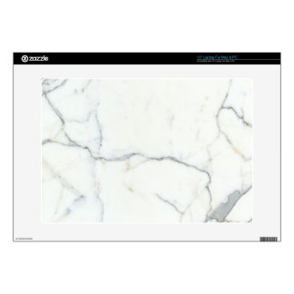 Carrara marble skins for laptops