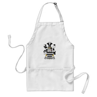 Carrell Family Crest Adult Apron