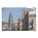Carrer de Badajoz y Torre Agbar, Barcelona