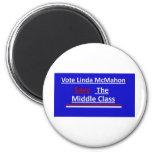 Carrera al Senado 2012 de Linda McMahon del voto Iman Para Frigorífico