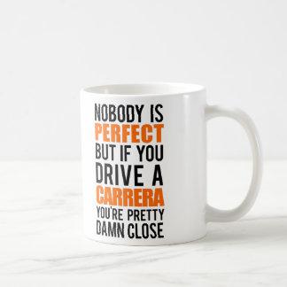 Carrera Club Coffee Mug