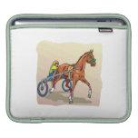 Carrera de caballos 3 manga de iPad