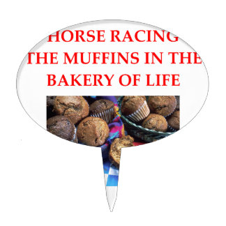 carrera de caballos decoración de tarta