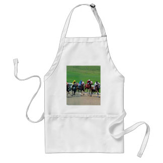 Carrera de caballos de Kentucky Delantal