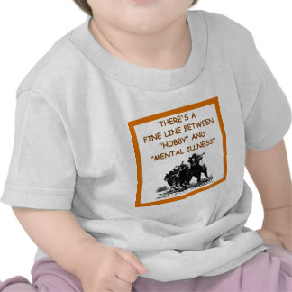 carrera de caballos camiseta