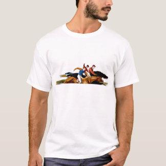 Carrera de caballos SUPERIOR del amor Playera