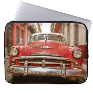 Carreras de coches en las calles de La Habana Funda Ordendadores